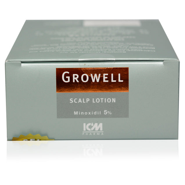 Growell Hairloss Lotion 5% - 3 Months Supply (200ml)_top