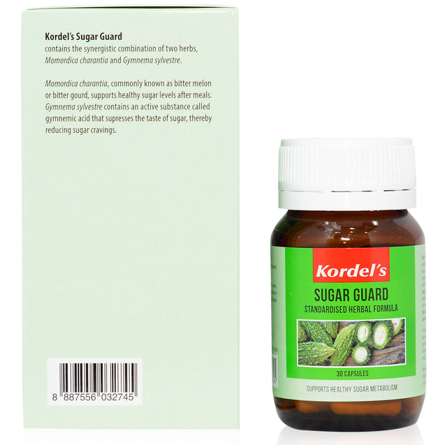 Kordel Sugar Guard 30s_backview
