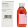 Rhinathiol Children Cough Syrup 125ml_backview