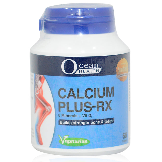 Ocean Health Calcium Plus RX 60s