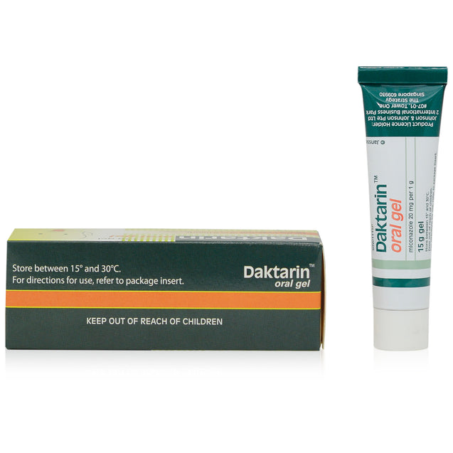 Daktarin Oral Gel 2% 15g_sideview 1