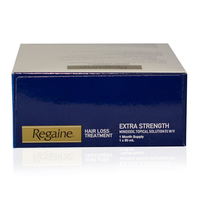 Regaine Extra Strength 5% Hairloss Lotion_top