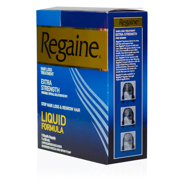 Regaine Extra Strength 5% Hairloss Lotion_side 3