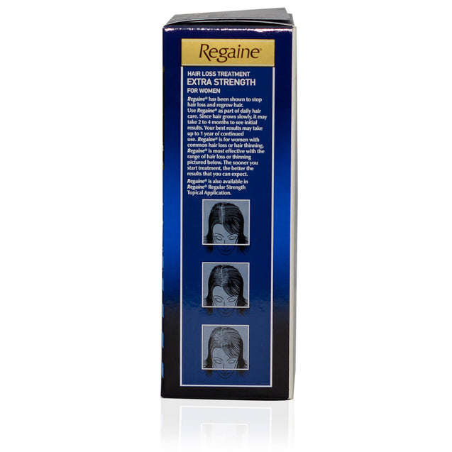 Regaine Extra Strength 5% Hairloss Lotion_side 4