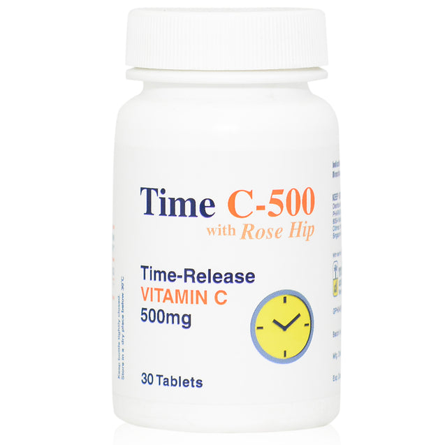 Time C500 Tablets 30s