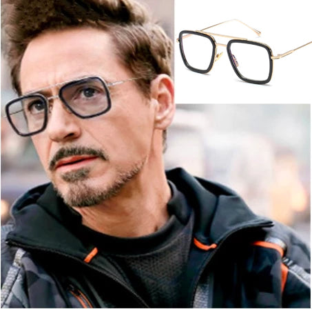 [Hot Sale Today 50% DISCOUNT!]2019 Brand Design Square Sunglasses Avenger