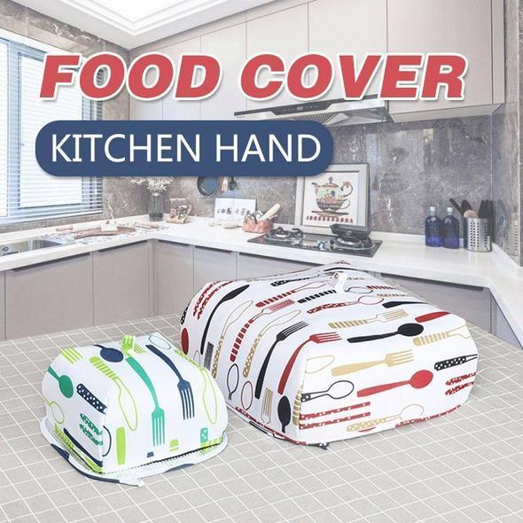 ( Product promotion! 50% DISCOUNT! )Food Cover
