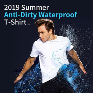 【Last day promotion】2019 Summer Anti-Dirty Waterproof T-Shirt(Buy 3 Free Shipping!)