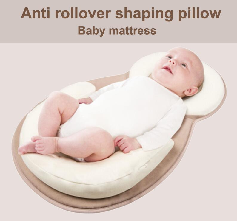 (Hot Sale 50% OFF)</br>Baby Portable Bed and Pillow