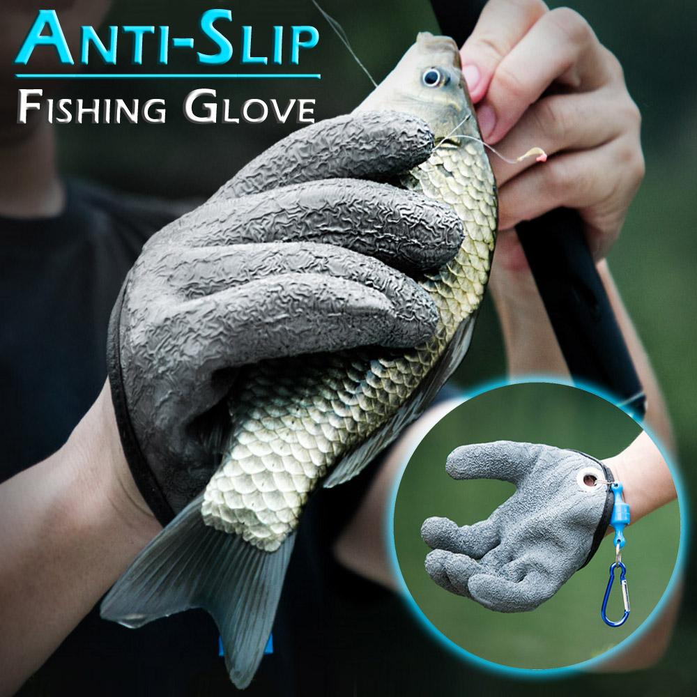 ( Hot Sale Today! Up to 50% discount!) Anti-Slip Fishing Glove