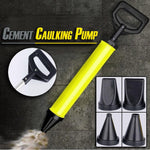 ( Hot Sale Today! Up to 50% discount!) Cement Caulking Pump