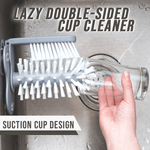 ( Hot Sale Today! 50% OFF!) Lazy Double-Sided Cup Cleaner