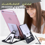 ( Hot Sale Today! Up to 50% discount!)Aluminum Card Phone Stand