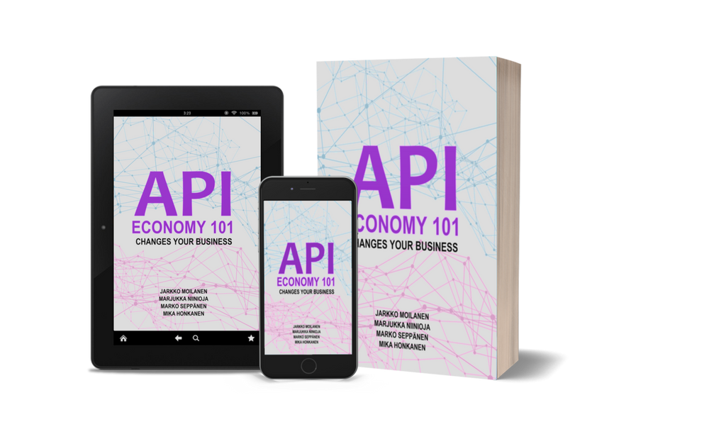 API Economy 101 -book (digital 50 page preview)