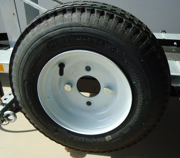 Spare Tire for 1000# GVW Trailers