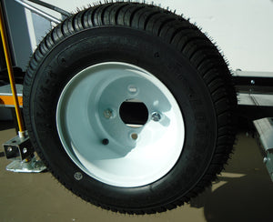 Spare Tire for 1500# & 1600# GVW Trailers