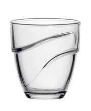 Duralex Wave Clear Tumbler Size: 5.625 oz