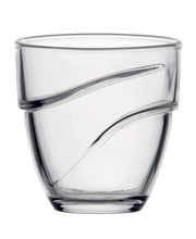 Duralex Wave Clear Tumbler Size: 7.75 oz