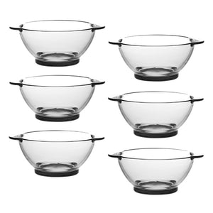 Duralex Lys Dinnerware Bowl with Handles Case Pack