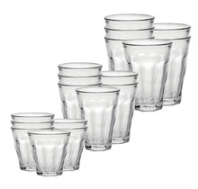 Duralex USA Picardie 18 Piece Set - Clear Picardie 18 Piece Set - Clear