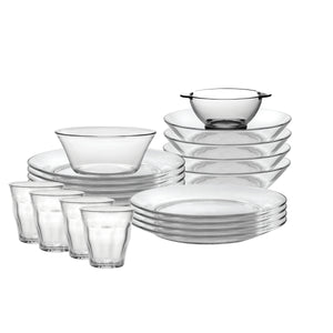 Duralex USA Dinnerware Sets Dinnerware Sets