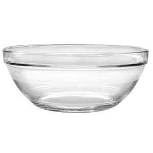 Duralex Lys Stackable Clear Bowl Size: 6 quart, Package: Set of 1