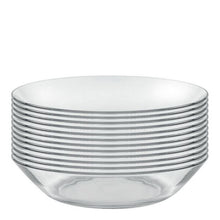 Duralex Lys Dinnerware Calotte Plate Package: Set of 12