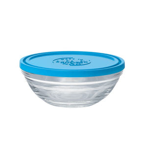 Duralex Lys Round Bowl with Lid Size: 10 oz