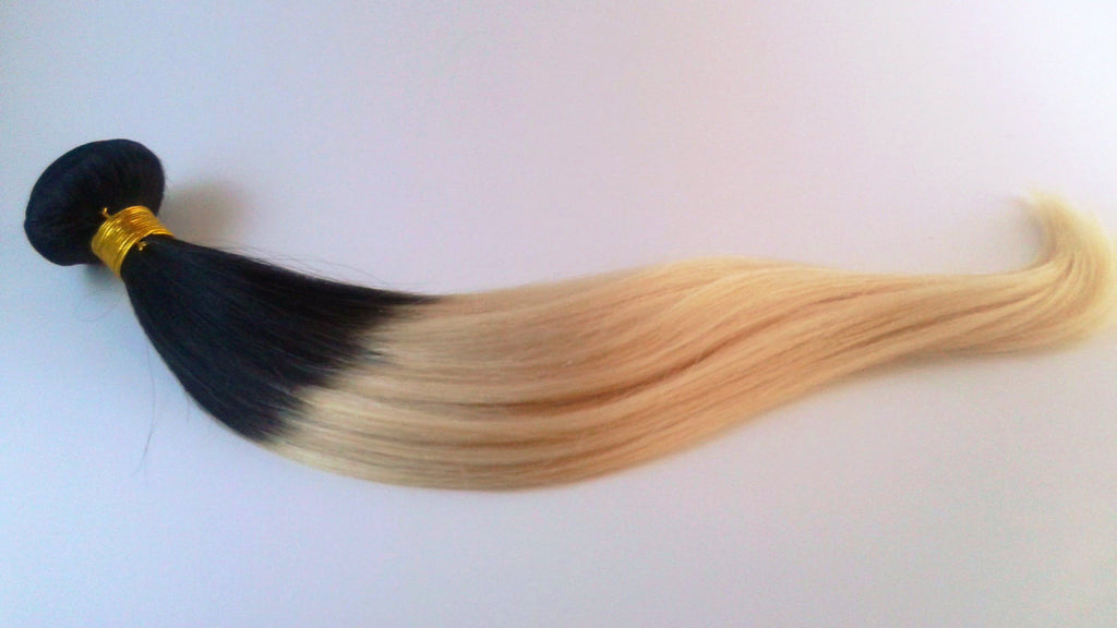 Mink Blonde 613 Ombre Hair
