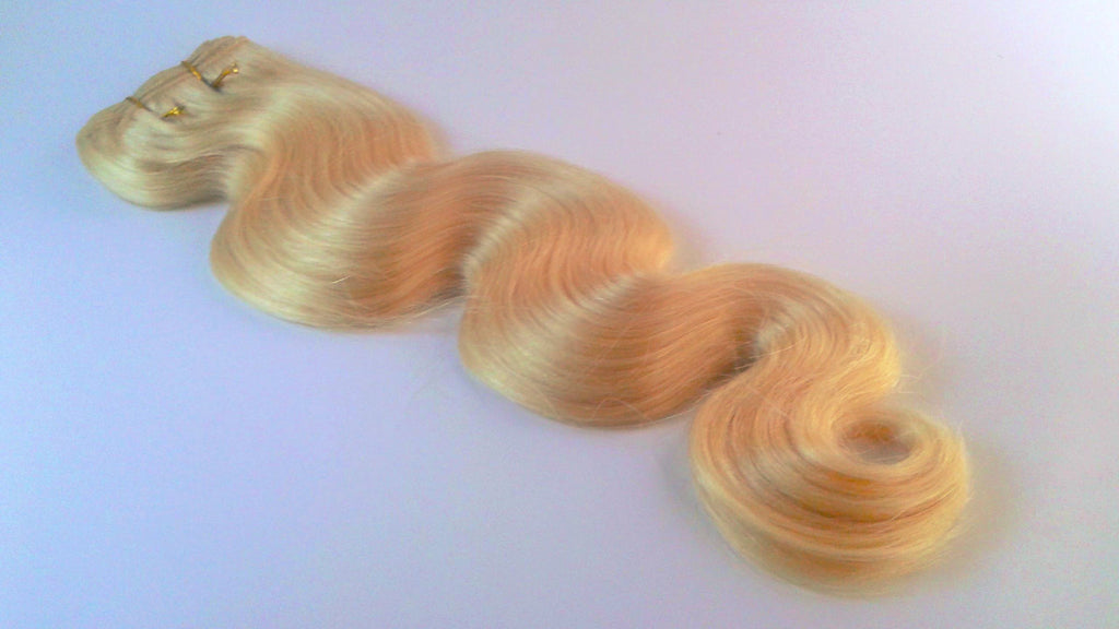 Mink Blonde 613 Hair