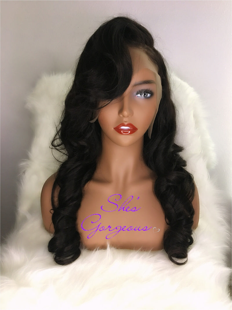Body Wave Lace Frontal Wig 22in.