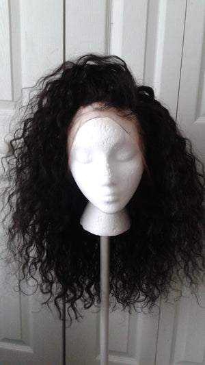 Wavy Lace Frontal Wig