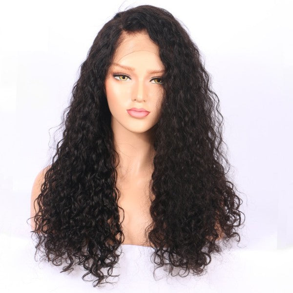 Water Wave 360 Lace Frontal Wig