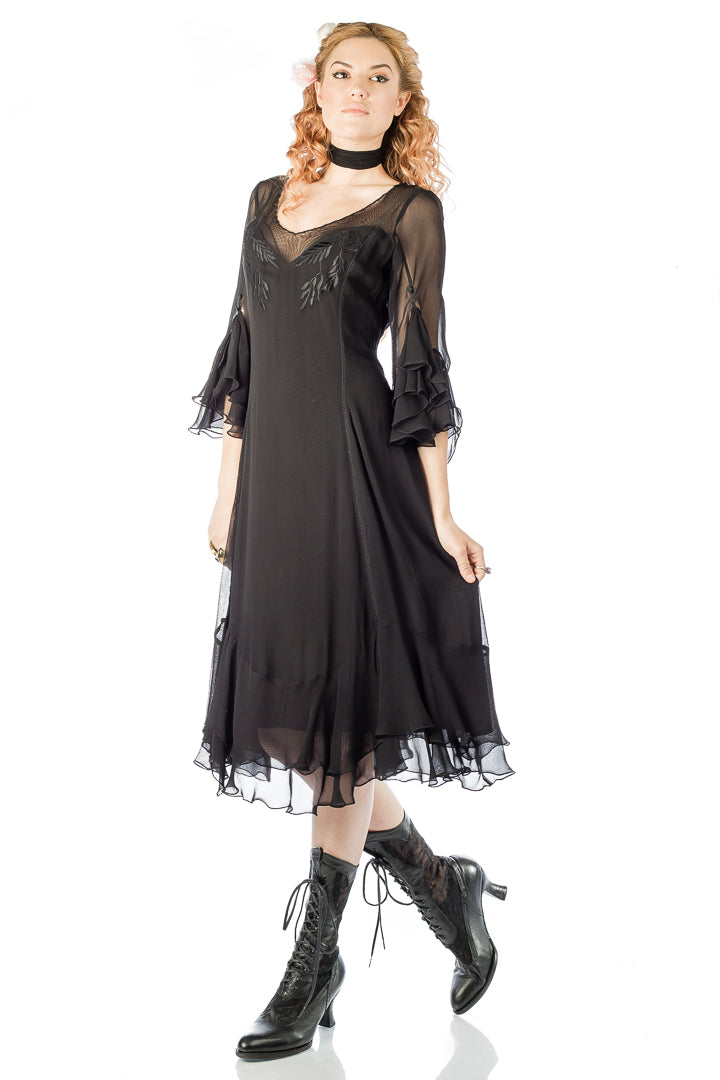 Nataya Leonardo 40816 Black Dress