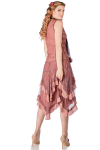 Nataya Charley 40819 mauve Dress