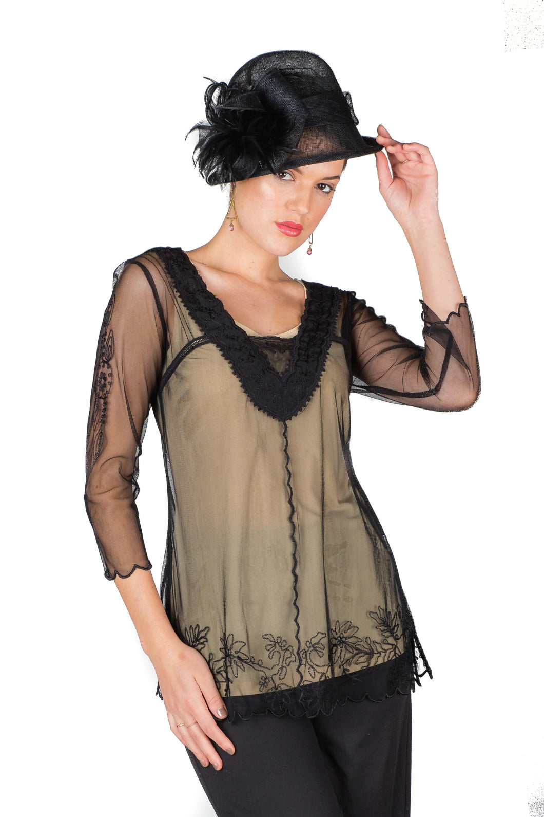 Nataya CT-407 V for Victorian Black Top