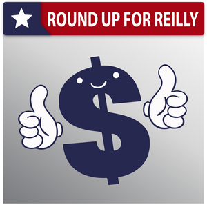 Round Up for Reilly