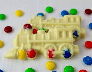 Chocolate Trains
