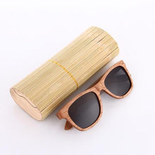 Dark wooden Handmade Sunglasses
