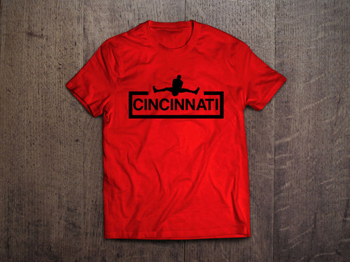 Cincinnati's Big O Logo T-Shirt
