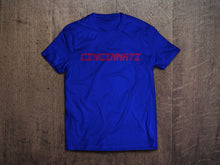 Cincinnati italicised text T-Shirt