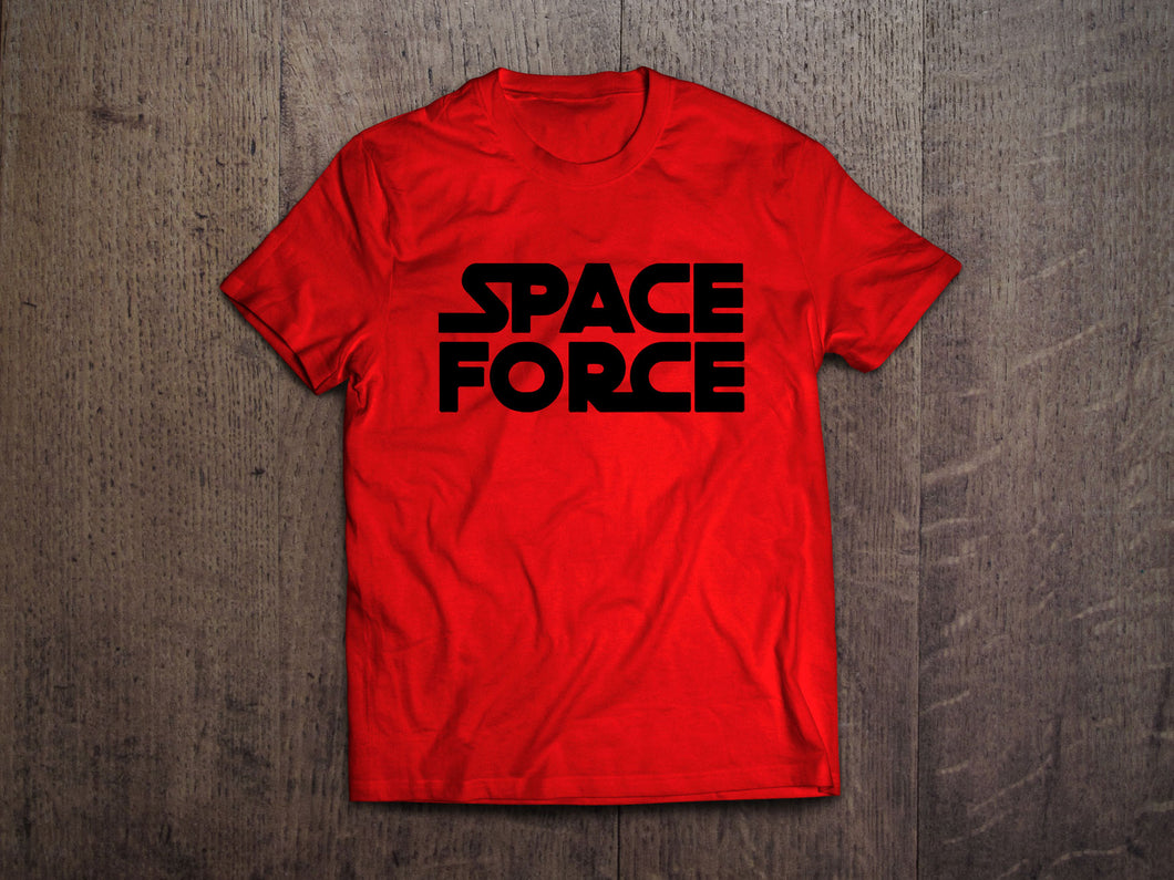 Space Force T-Shirt - In a galaxy far away