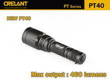 Crelant Patrol - Hi Power Flashlights, LED Torches