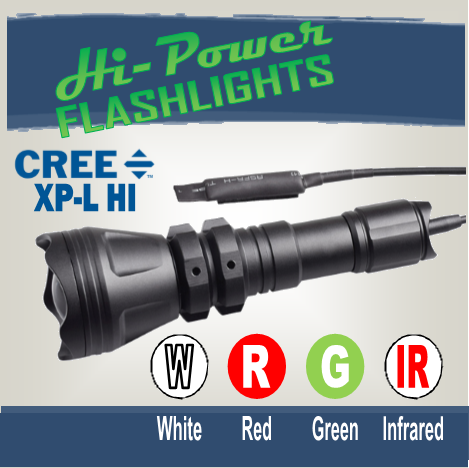 Hi-Power Hydra H4.2 - Hi Power Flashlights