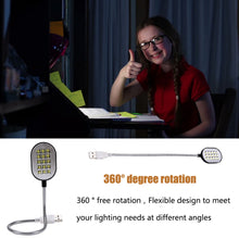 30cm Flexible USB Light - Hi Power Flashlights