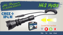 Hi-Power Hydra H4.2 - Hi Power Flashlights, LED Torches