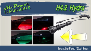 Hi-Power Hydra H4.2 - - Hi Power Flashlights