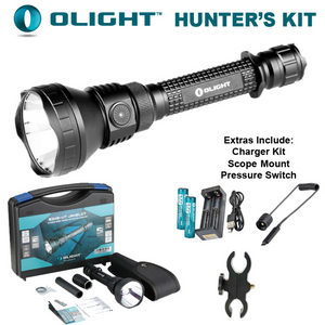 Olight M3XS-UT Hunters Kit - Hi Power Flashlights