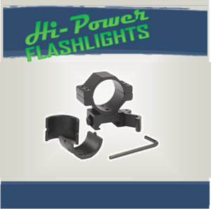 Quick Release Mount - Hi Power Flashlights
