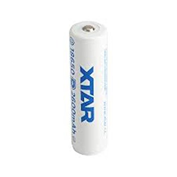 Xtar 18650 Li-ion 2600mAh - Hi Power Flashlights, LED Torches